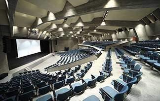 Collegezaal / Auditorium